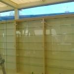 Тоговые стеклянные витрины для магазина