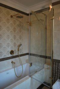 стекло для ванной перегородки