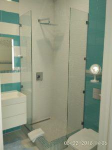 Перегородки для маленького санузла, ванной комнаты