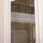 Каминное зеркало