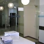 Двери межкомнатные из стекла