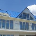 Ограждения из стекла и нержавеющей стали