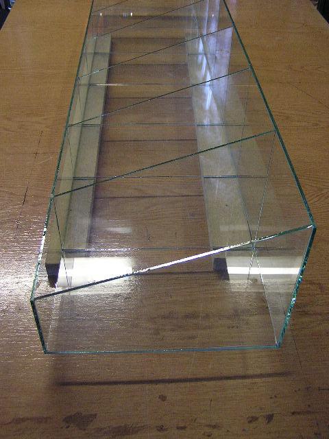 Как сделать витрину из стекла своими руками 81