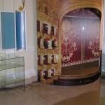 Витрины  и зеркала в оперном театре, Одесса