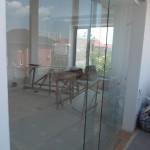 Раздвижные перегородки из стекла, Одесса